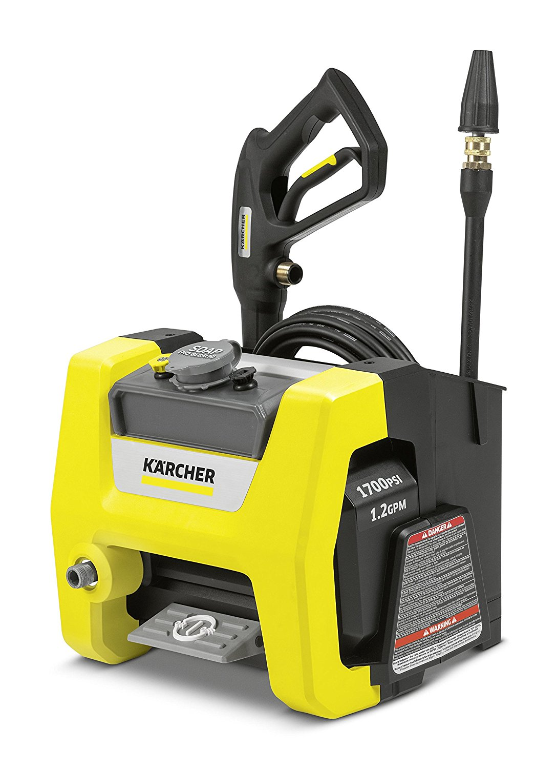 small karcher pressure washer
