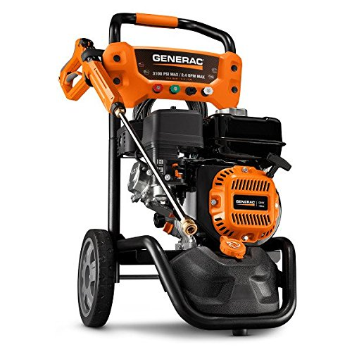 Generac gas pressure washer