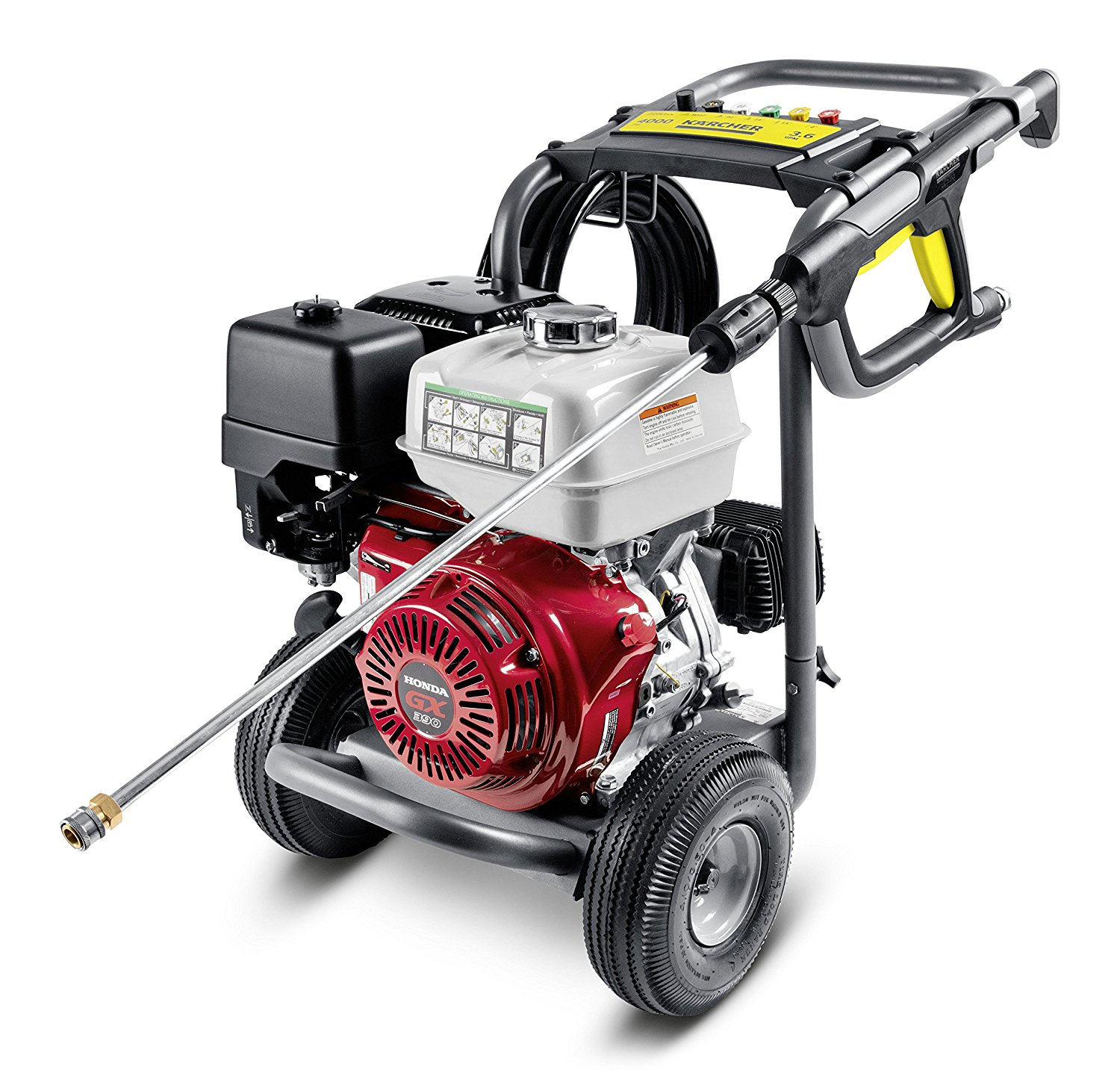 Karcher commercial power washer