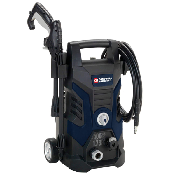 campbell hausfeld power washer for small spaces