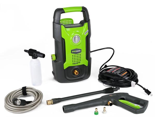 Pressure Pro power washer