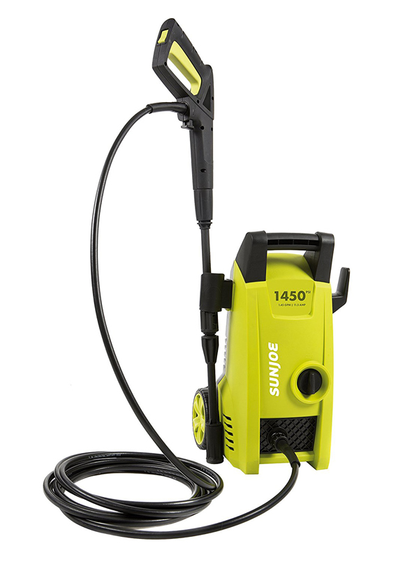 Simpson commercial pressure washer